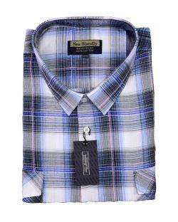 5401 Koszula męska, krótki rękaw, kora 5XL, 8XL Leeway  FMzsb
